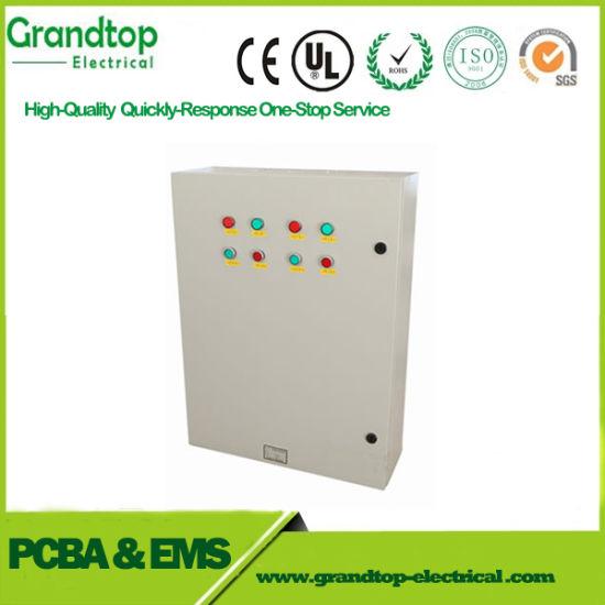 Rmu /Ring unidade principal / painel de distribuição isolados a gás SF6 Gis  armário de distribuição de energia