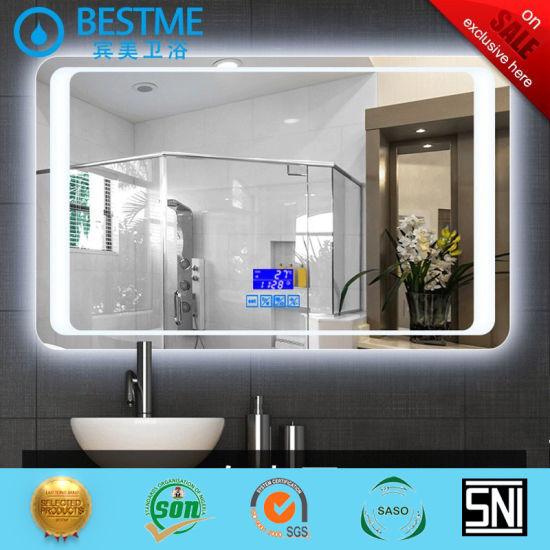 Espejo Bano Aumento Con Luz.China Precio Barato Para Bano Espejo De Aumento De Luz Led