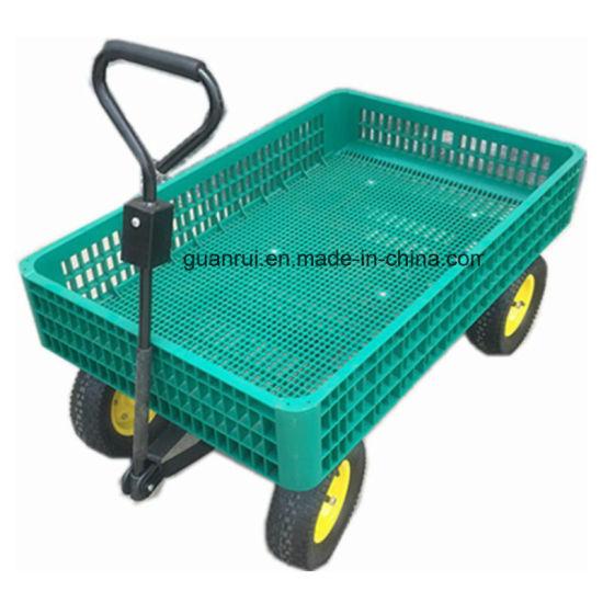 Rete Plastica Per Giardino.Cina Carrello Wagon In Rete Di Plastica Da Giardino Acquistare