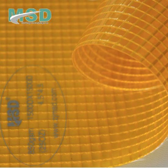China Pvc Resistente Al Agua Cristalina De Tela De Lona Para