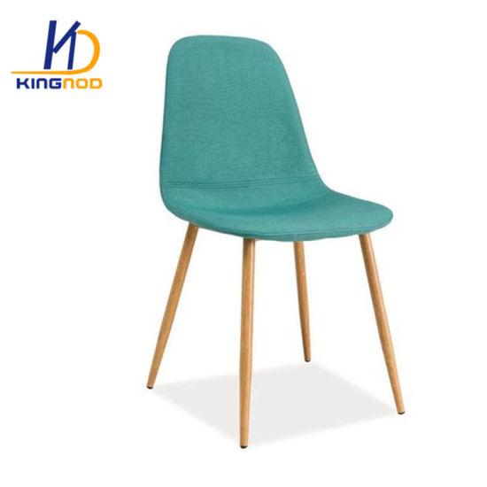 Precio favorable barato chino moderno tejido Muebles de Comedor sillas