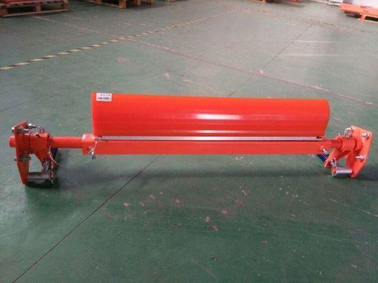Очиститель ленты конвейера Конвейер пластинчатый поворотный от производителей