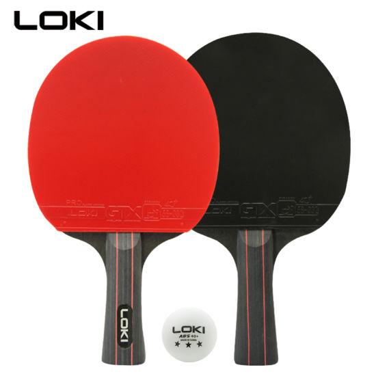 Chine Loki Oem Paddle Tennis De Table De Vente Chaude Celebre