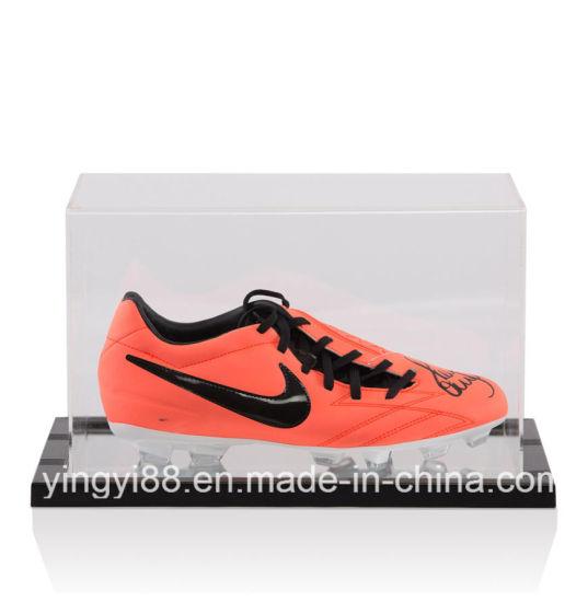 Chine En acrylique de qualité Super boîte à chaussures pour Nike ...