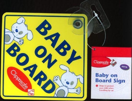 Ventouse Signe Kids On Board Signe Bébé Sur Board Signe