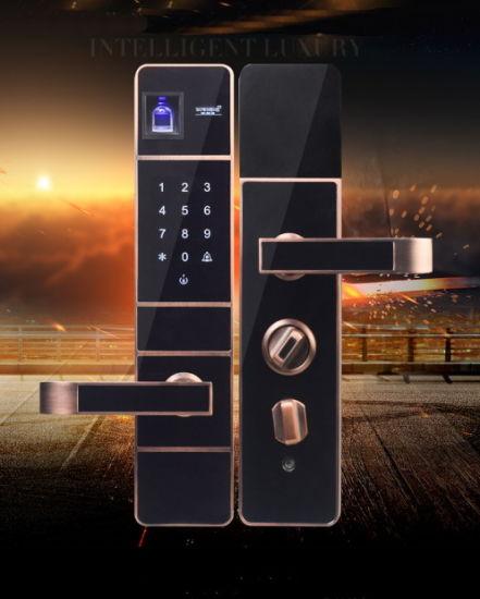 cerradura electrica con llave de seguridad