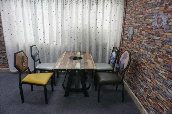 China Muebles de estilo vintage de Industrial Sillas de ...