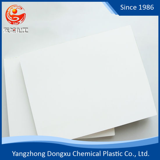 Teflon Plaque coup/é de PTFE blanc 1200 x 50 x 5 mm