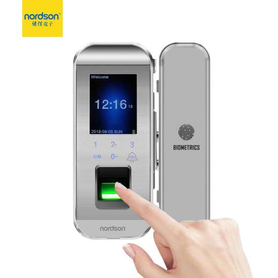 Numérique SMART serrure de porte Fingerprint Empreinte mot de passe avec IC Cards de