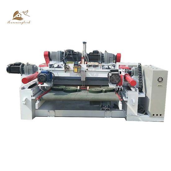 China High Speed Core Veneer Peeling Maschine für