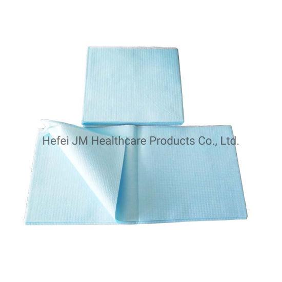 China Papel impermeable+película PE Hospital desechables