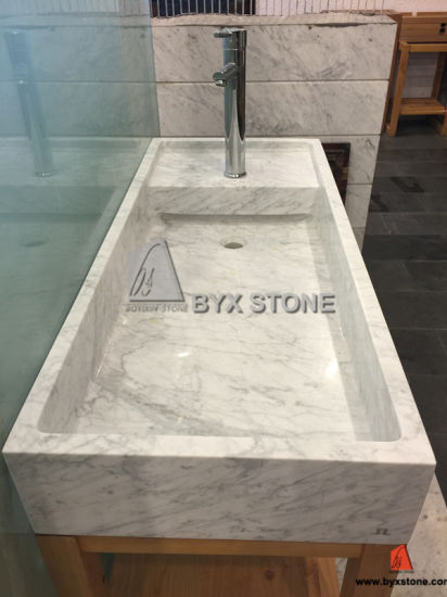 Granito & lavabo di pietra della cucina e della stanza da bagno del  marmo/dispersore