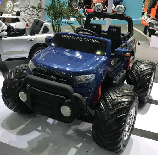 China Neue genehmigte elektrische Fahrt auf Auto Spielzeug