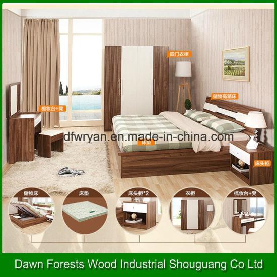 Cina Guardaroba della camera da letto con il prezzo poco ...