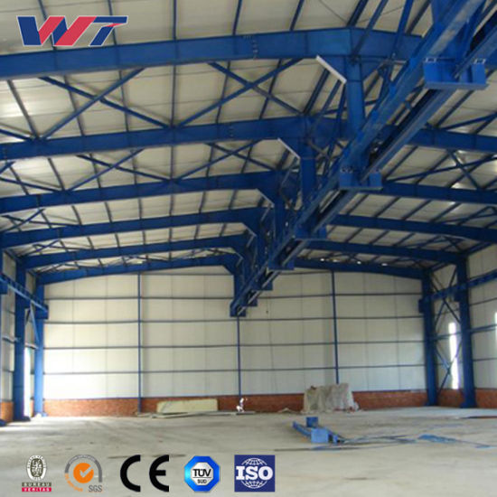 China Sgs La Construcción De Prefabricados De Estructura