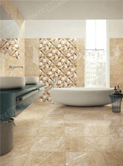 China Fábrica de Foshan Listello cuarto de baño de pared de ...