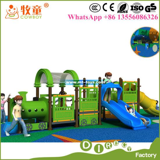 China Los niños al aire libre Jardín equipos de juego para ...