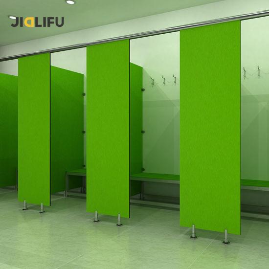 Chine Le design contemporain Jialifu HPL Salle de bains wc ...