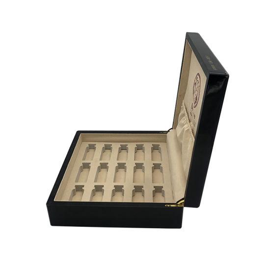 Chine Huile Essentielle De Bois Personnalise De Gros De Bouteille Boite De Rangement De Cosmetique Acheter Boite De Cosmetique Sur Fr Made In China Com