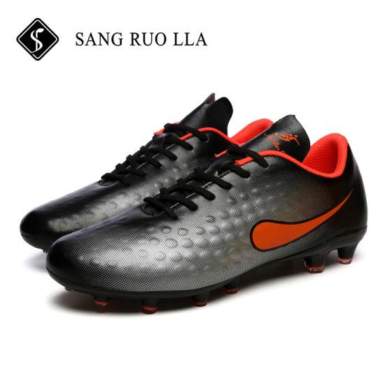 China Groothandel Sportschoenen Voetbalschoenen Met Tpu