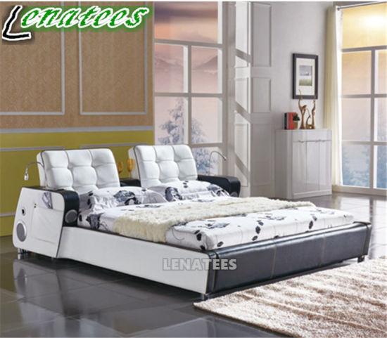 Chine A088 Nouveau modèle de lit Chambre à coucher Mobilier ...