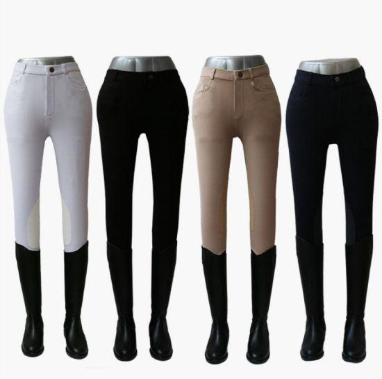 China Unisex Pantalon Equitacion Tanto Para Hombres Y Mujeres Equestrian Denim Comodo Y Transpirable Caballo Montar A Caballo Pantalon Pantalones Comprar Pantalones De Montar A Caballo En Es Made In China Com