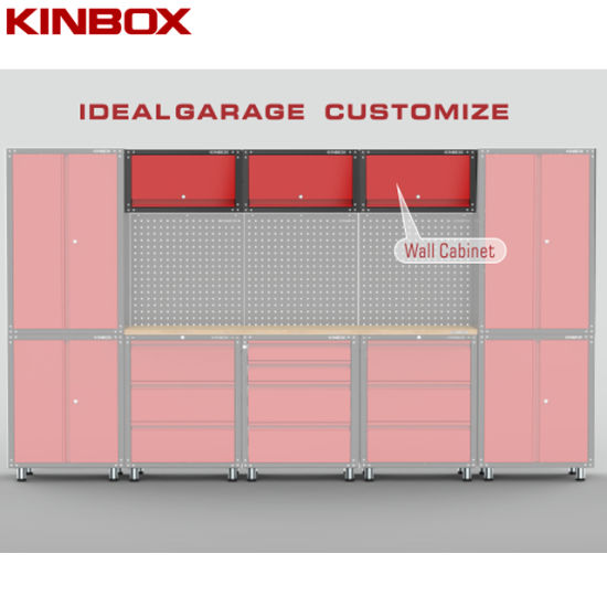Chine Boite A Outils En Metal Kinbox 26 Pouces Armoire Murale D Unite De Garage Pour La Maison De Garage Acheter Chariot A Outils Sur Fr Made In China Com