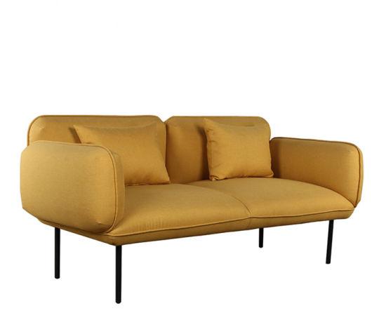 Salon moderne Wedding fauteuil avec pieds métalliques