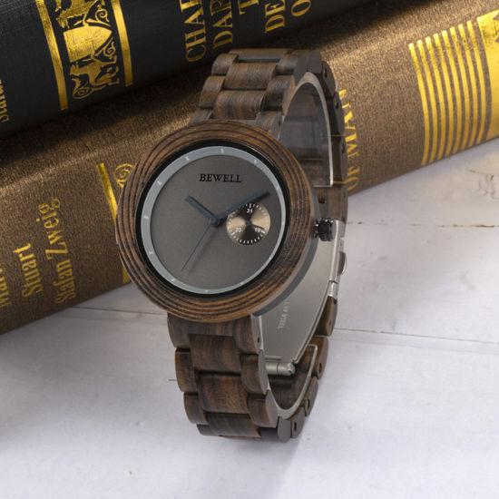revisa la venta de zapatos muy agradable Reloj de madera personalizados hechos a mano, de alta calidad mejor venta  de madera ver