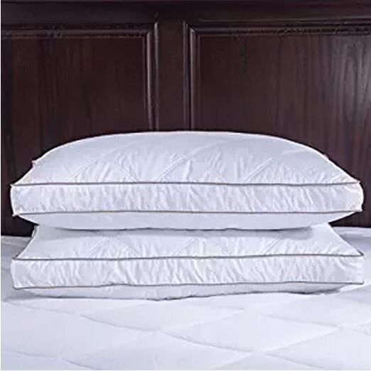 Fine Bedding Company de luxe en plumes d/'oie Et Duvet Oreiller Qualité Hôtel Coton