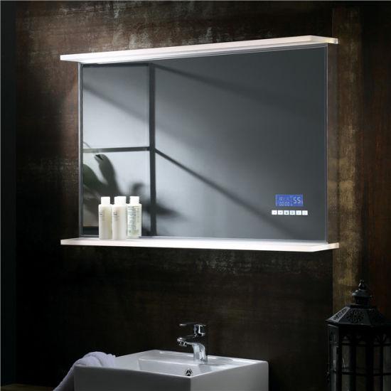 Chine Salle de bains miroir intelligent de lumière à LED ...