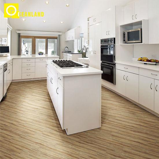 mattonelle della porcellana lustrate pavimento americano della cucina della  casa di stile 150X900