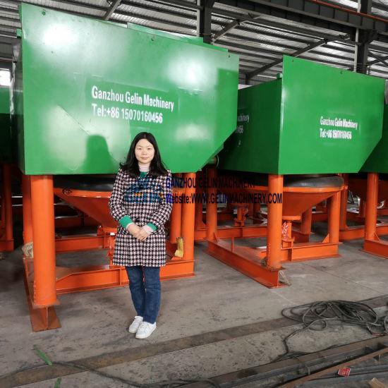 China Gravity Gold Refining Equipment Jig Machine Jt5-2