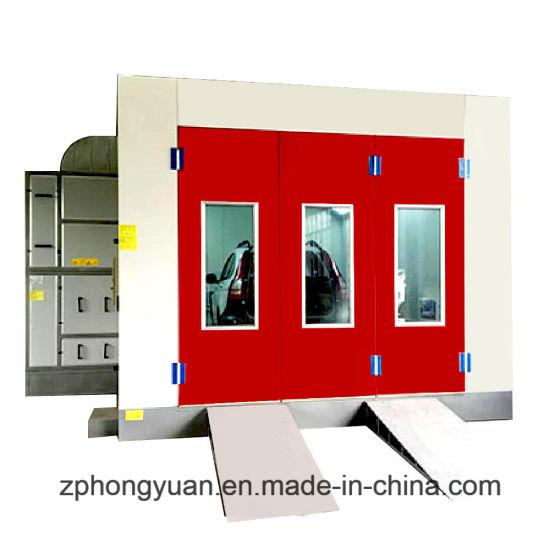 Chine Approbation Ce Salle De Peinture Pour La Vente De Voiture
