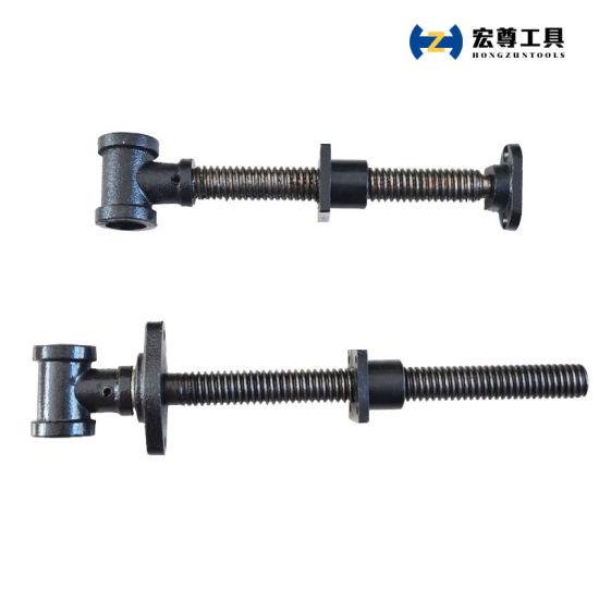 rongweiwang Universale Banco Banco Vise Tabella Vite Vise Lega di Alluminio del Morsetto per Il mestiere di DIY Muffa di Fissaggio