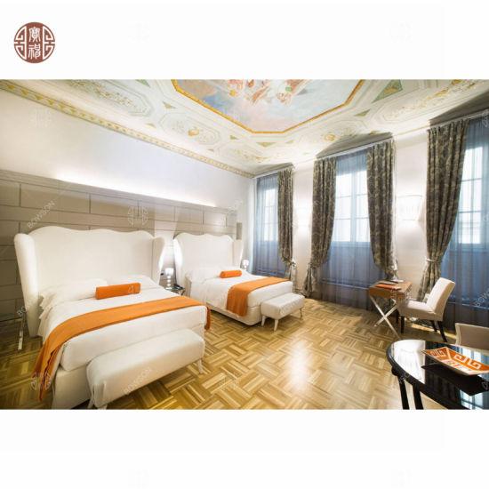 Chine Classique Chambre A Coucher En Bois Massif Italien De Style