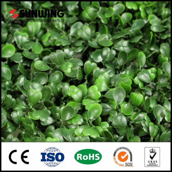 Grate In Plastica Per Giardino.Cina Il Piccolo Verde Artificiale Di Plastica Lascia La Rete Fissa
