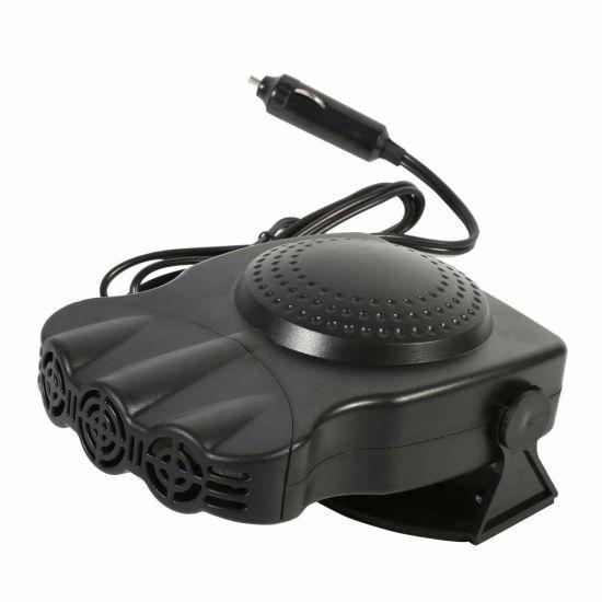 Auto voiture 12 V Ventilateur de refroidissement de chauffage, ventilateur de chauffage du véhicule automobile désembueur de dégivrage de l'hiver 150