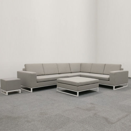 Comprar Muebles De Jardin.China Sofa De Tela De Aluminio Exterior Muebles De Jardin