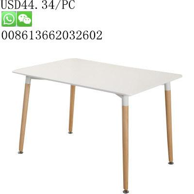 2019 Desayuno caliente de Venta de madera rectangulares mesas plegables  para Comedor