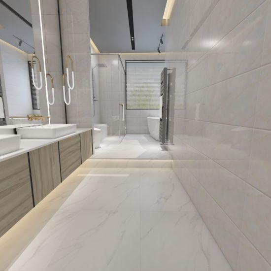 China Virginia Springfield MO moderno cuarto de baño azulejo ...