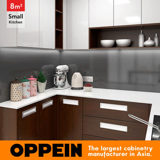 China 8 Quadratmeter große, U-Förmige Kleine Küche Im ...