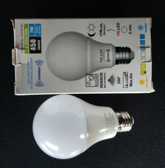 Lámpara Smart Microondas 2 8G Nuevo 8G LED China Sensor 5 de F1cTluKJ3