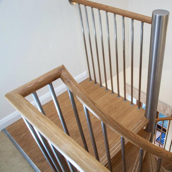 Chine Indoor escaliers Escalier moderne personnalisable de ...