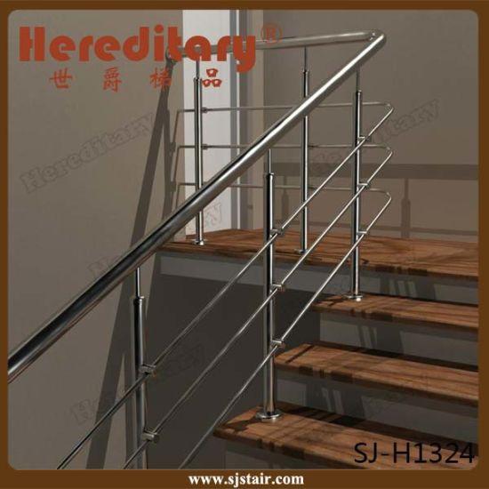 L Escalier Interieur Balustrade Balustrade En Acier Inoxydable Pour Escaliers