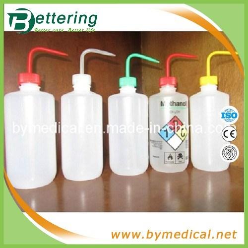 1000/ml Lab en plastique lavage Bouteille//bouteille