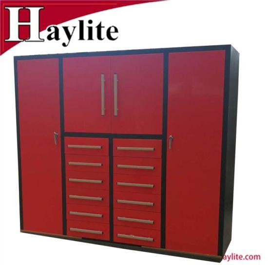 outil de stockage mobile garage armoire