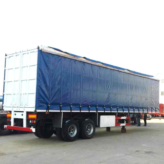 Trailer camion