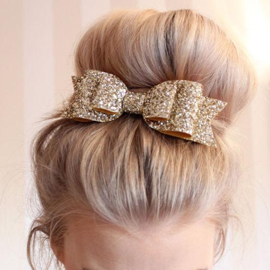 2019 Nouvelle arrivée Fashion Bowknot en épingle à cheveux Accessoires de cheveux
