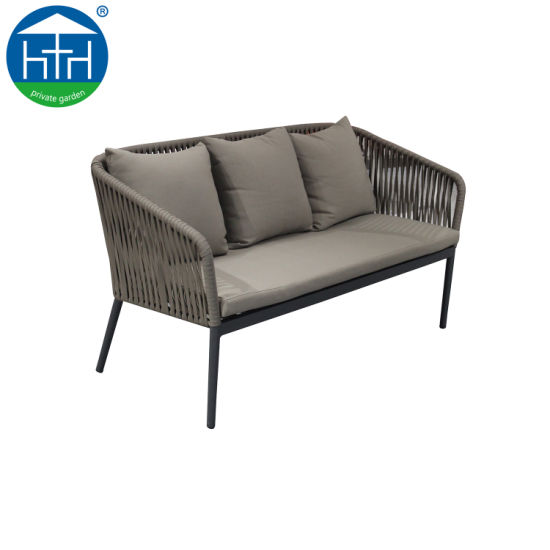 Polyester Seil Patio Sofa